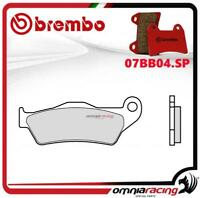 Brembo SP - fritté arrière plaquettes frein Moto Guzzi Stelvio 1200 2008>2011