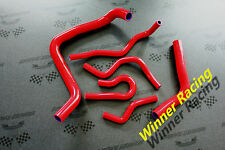 SILICONE RADIATOR&HEATER HOSE for HONDA INTEGRA TYPE-R DC2 B18C 1994-2001 RED