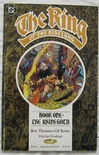 DC Comic The Ring Of The Nibelung Volume One 1990 VG