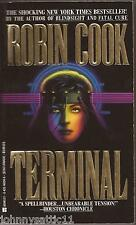 Terminal by Robin Cook (1994, Paperback, Reprint) 0425140946