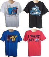 Mens Men's AEROPOSTALE Aero MTV Graphic Tee T-Shirt NWT #3863