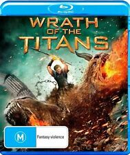 Wrath Of The Titans : NEW Blu-Ray