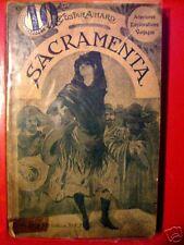 GUSTAVE AIMARD: SACRAMENTA   ED. ARTHEME FAYARD