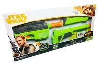 Nerf Star Wars Tobias Beckett Blaster Nerf Glowstrike - BRAND NEW!!!