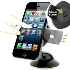 Universal Mini Car Windshield Dashboard Mount Suction Cup Holder For Cell Phones