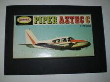 1/72 Aurora Piper Aztec C Model Aircraft Kit.
