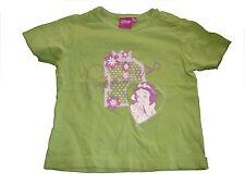 Disney tolles T-Shirt Gr. 86 / 92 grün mit Prinzessinen Motiv !!