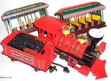 Vintage Walt Disney World Exclusive Railroad Train Set Tested Works Complete