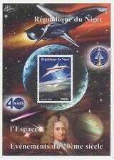 Événements du 20th Siècle Nasa Space Voyage 1998 neuf sans charnière TIMBRE Sheetlet