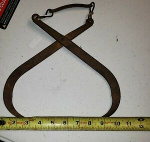 Vintage Ice Tongs Ice Block Carrier Tongs With Handle