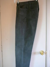 "Bill Bass Jeans Size 10 Green 32"" X 30""100% Cotton Classic Dark  Easy Fit"