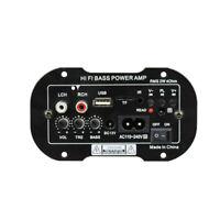 220V 50W Basse Subwoofer Voiture Audio Haut puissance Amplificateur Board Module