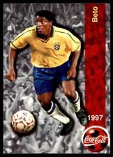 Panini Seleção do Brasil 1997 - Beto No. 11