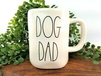 "RAE DUNN Artisan Collection LL ""DOG DAD"" Coffee Tea Mug By Magenta New"