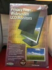 """Kantek Secure-View Blackout Privacy Filter SVL18.5W  for 18.5"""" Widescreen"""