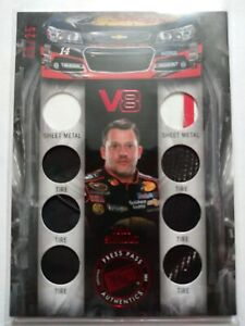 2013 Press Pass Redline V8 Tony Stewart 20/25