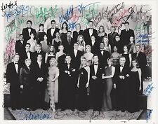 The Young and the Restless Signed Photo - SIGNED BY 25 CAST MEMBERS!!! WOW!!!!!!