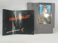 HOGAN'S ALLEY 5 SCREW W/MANUAL1985 NES CLEAN PINS LABELS TESTED MINTY WORKING