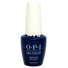Opi GelColor 15ml-0.5fl.oz Gel Polish Gc U19- Nessie Plays Hide _ Sea-K