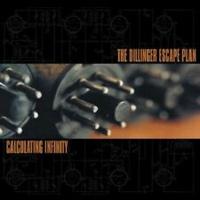 THE DILLINGER ESCAPE PLAN - CALCULATING INFINITY  CD NEU
