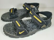 Nike ACG Men's Black Suede Sport Athletic Casual Sandals Size 12
