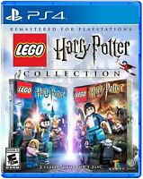 PLAYSTATION 4 PS4 GAME LEGO HARRY POTTER COLLECTION BRAND NEW AND SEALED