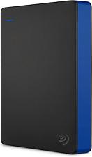 Seagate Game unidad 4 TB Disco Duro Externo Portátil HDD? compatible Con PS4