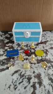 Hasbro Monopoly Surprise Community Chest / All 9 Ultra Rare Pieces