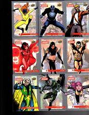 2016 Marvel Annual 100 card Base set + Wraper