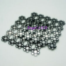5 x Hochleistungs LED Chip 3W GELB HIGHPOWER STAR LEDs
