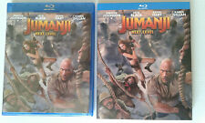 COFFRET Blu-Ray JUMANJI NEXT LEVEL