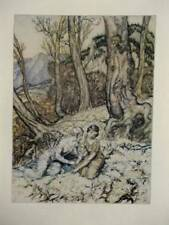 Vintage Fantasy Modern (1900-79) Date of Creation Art Prints
