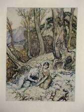 Arthur Rackham Modern (1900-79) Date of Creation Art Prints