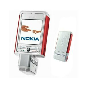 Phone Mobile Phone Nokia 3250 Red Gsm Camera Radio Top Quality