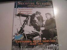 ** Champs de bataille seconde guerre mondiale n°7 Invasion de la Norvège