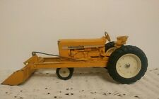 1/16  Ertl International Harvester Industrial 2644 Loader Toy Tractor