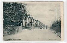 CLARENDON TERRACE, DUNDEE: Angus postcard (C17347)