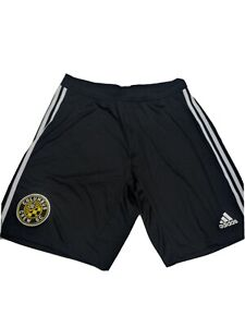Adidas MLS Columbus Crew Authentic Shorts Climalite SZ L ( WITHOUT TAGS )