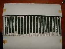 20 x ERG componenti 12 W 2,5 K Ohm 2K5 2500 lg134a VINTAGE 17ev