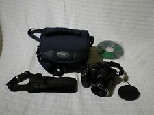 Fujifilm FinePix S2970 Digital Camera & Swordfish Bag