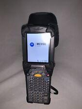 Motorola Mc9190-Z Wi-Fi, Rfid Reader,1D Extended-Range Lorax Scanner-Reduced!