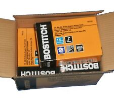 """2"""" Finish Nails 4-Boxes Bostitch FN1532 15-Gauge FN-Style Angled 14620 3655-Each"""