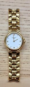 Longines Gold Plated Ladies Dress Wristwatch Calibre L.121.1