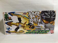 Power Rangers Kaizoku Sentai Gokaiger Gokai Spear Action Toy Bandai with Box