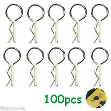 100PCS Body Shell Clip Pin For HSP Redcat HPI RC 1/10 Model Car Spare Part 02053
