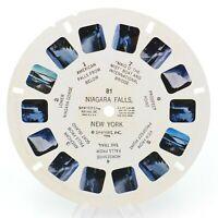 View-Master Reel # 81 Niagara Falls New York viewmaster