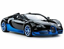 Bugatti Veyron Licensed Model Radio Remote Control Car R/C RTR 1/14 Scale Blue