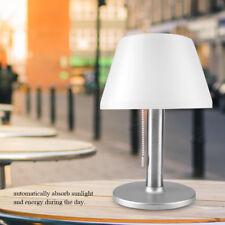 Solar Tischlampe Garten LED Lampe Wasserdicht Schreibtisch-Leuchte 5V 1.2W