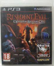 Resident Evil. Operation Raccoon City. PS3. Fisico. Pal Esp