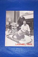 1973 LIONEL Trains B&W DEALERS Advance CATALOG  Postwar O 027 Gauge UNUSED MINT
